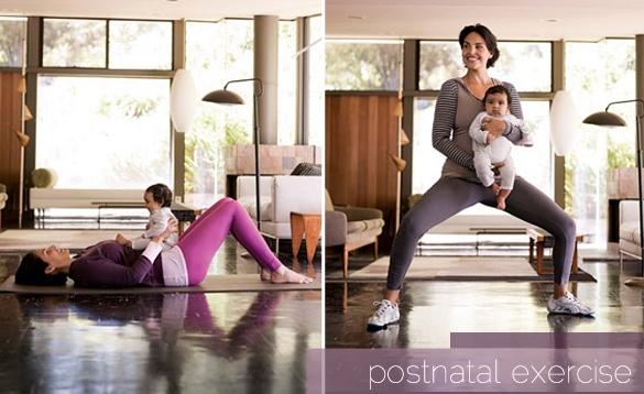 7 Tips Olahraga Untuk Ibu Menyusui